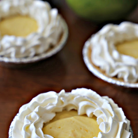 Key Lime Pie with Grand Marnier® Whipped Cream