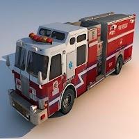 911 Fire Truck Emergency Rescue Simulator 2019 on PC (Windows & Mac)