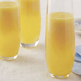 Mango Mimosa Drink Recipes