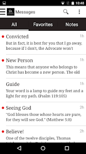 Prophesy the Word of Life - screenshot