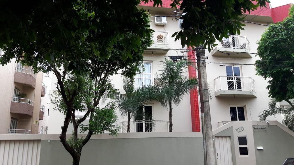 Apartamento à venda, 107 m² por R$ 240.000,00 - Parque São Geraldo - Uberaba/MG