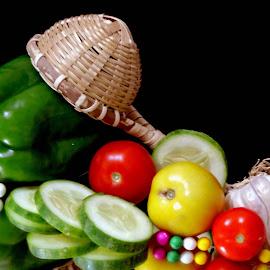 cucumber by SANGEETA MENA  - Food & Drink Ingredients