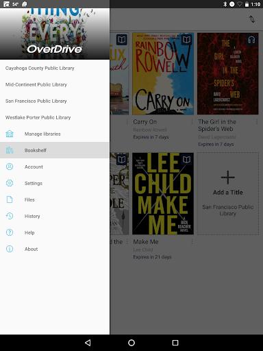 OverDrive screenshot 11
