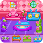 Decorate My Monster House APK Image