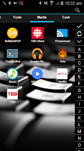 App Drawer 2 - screenshot