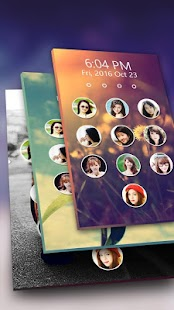 photo keypad lockscreen APK for Bluestacks