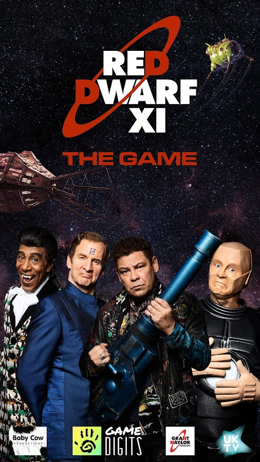 Red Dwarf XI : The Game Screenshot 0