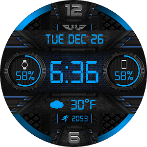 Download VIPER 10 Watchface for WatchMaker For PC Windows and Mac