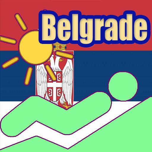 Android aplikacija Belgrade Tourist Map Offline na Android Srbija
