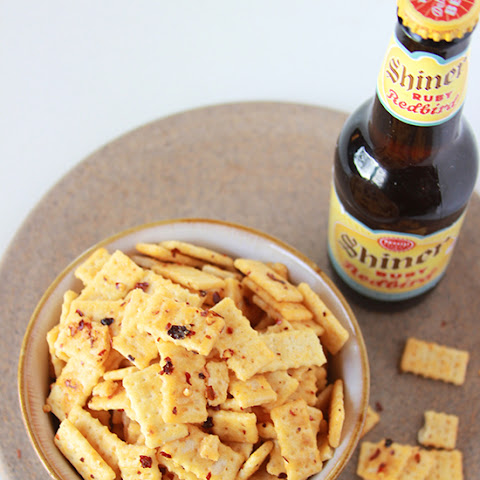 Spicy Mini Club Crackers