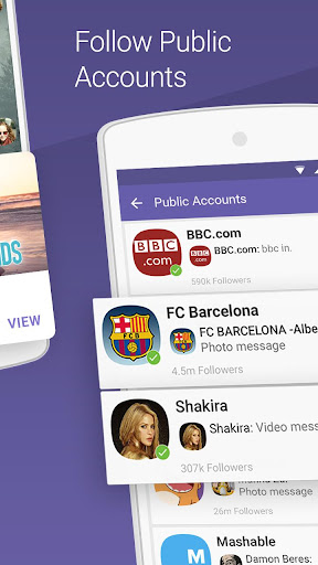 Viber Messenger screenshot 6