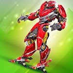 Ultimate Robot Boxing Games - Boxing Ring Fight 3D Icon