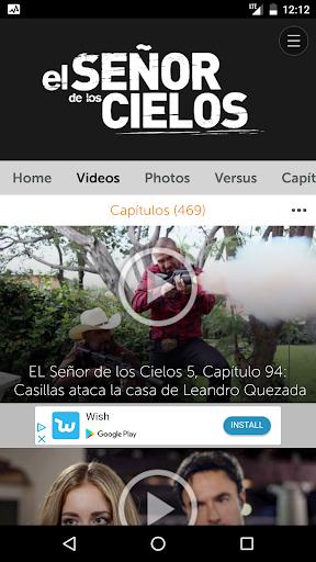 Telemundo Novelas screenshot 9