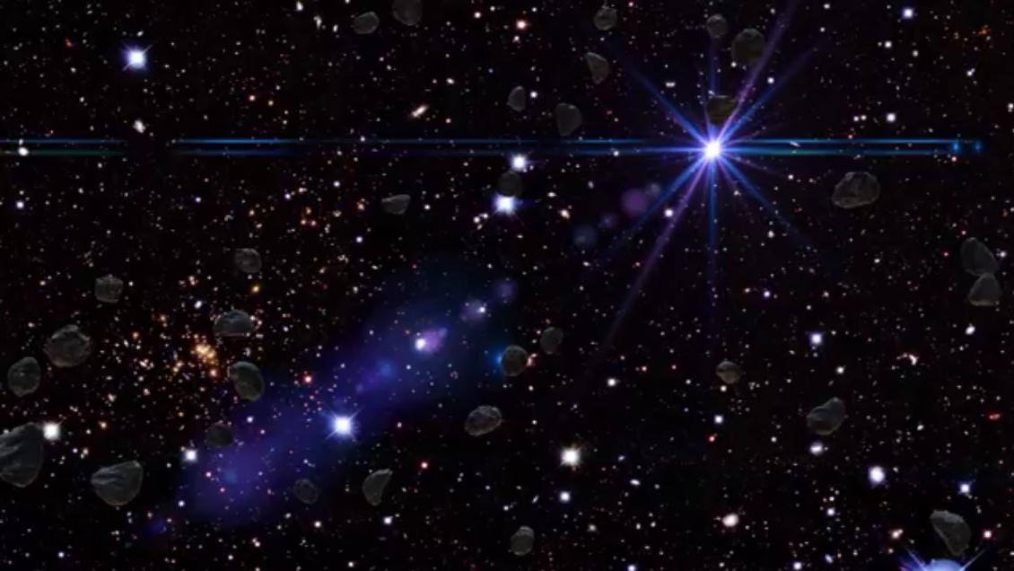 Asteroids Live Wallpaper Screenshot 8