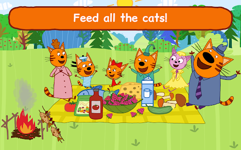 Game Kid-e-Cats Picnic APK for Kindle