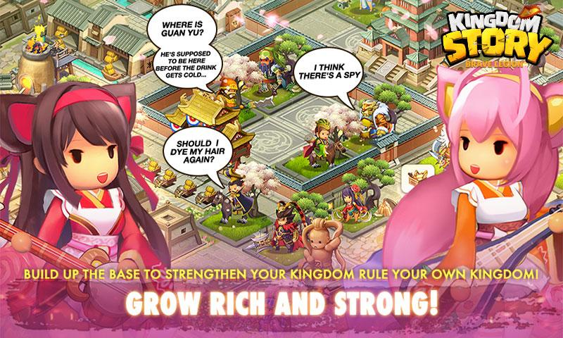 Kingdom Story: Brave Legion Screenshot 3