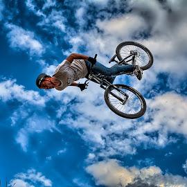 Upss!!!!!  by Dragan Rakocevic - Sports & Fitness Cycling