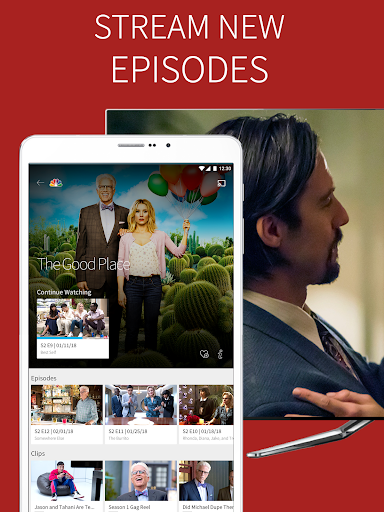 The NBC App - Watch Live TV and Full Episodes screenshot 6