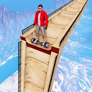 Mega Ramp VS Hoverboard For PC / Windows 7/8/10 / Mac – Free Download