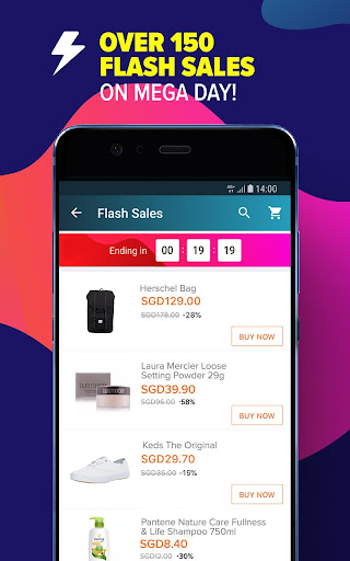 Lazada - Online Shopping & Deals screenshot 2