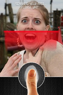 Face Mood Scanner Prank - screenshot