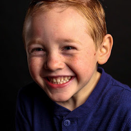 Joy by Cameron  Cleland - Babies & Children Child Portraits ( studio, headshot, smile )