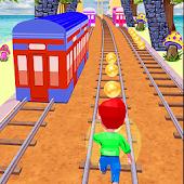 Free Download Subway Runner Child Simulator: Angry baby Surf Run APK for Samsung