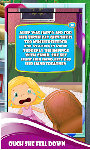 Kids Hand Surgery - screenshot
