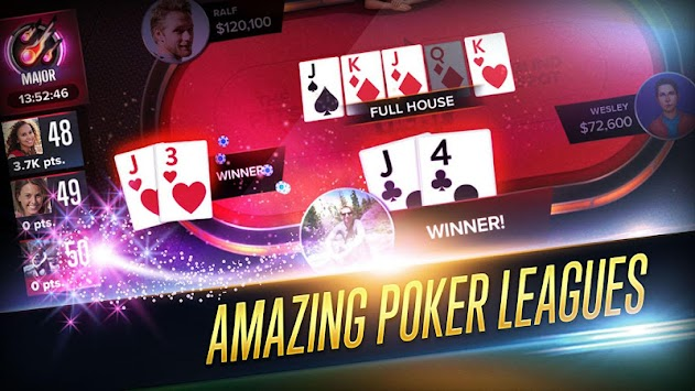 Poker Heat - Free Texas Holdem APK screenshot thumbnail 7