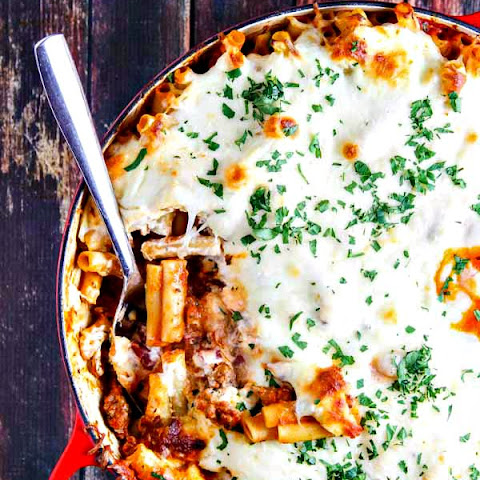 How to make Baked Ziti with Sausage