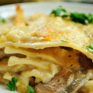 Portobello Mushroom Lasagna Recipes