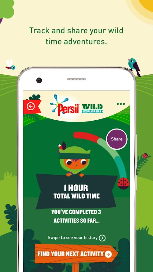 Persil Wild Explorers Screenshot 4