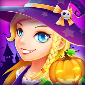 Classic Bubble Shooter Game mixed with Puzzles.Fantasy adventure with Moana APK Icon