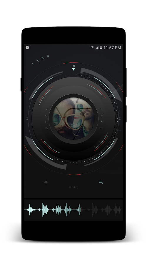 cLockk UI for KLWP Screenshot 6