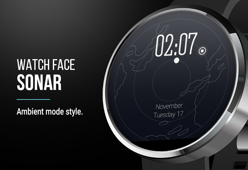 Watch Face: Sonar Screenshot 4