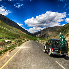 by Abdul Rehman - Transportation Roads