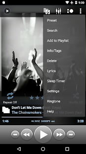 Poweramp - пробная версия Screenshot