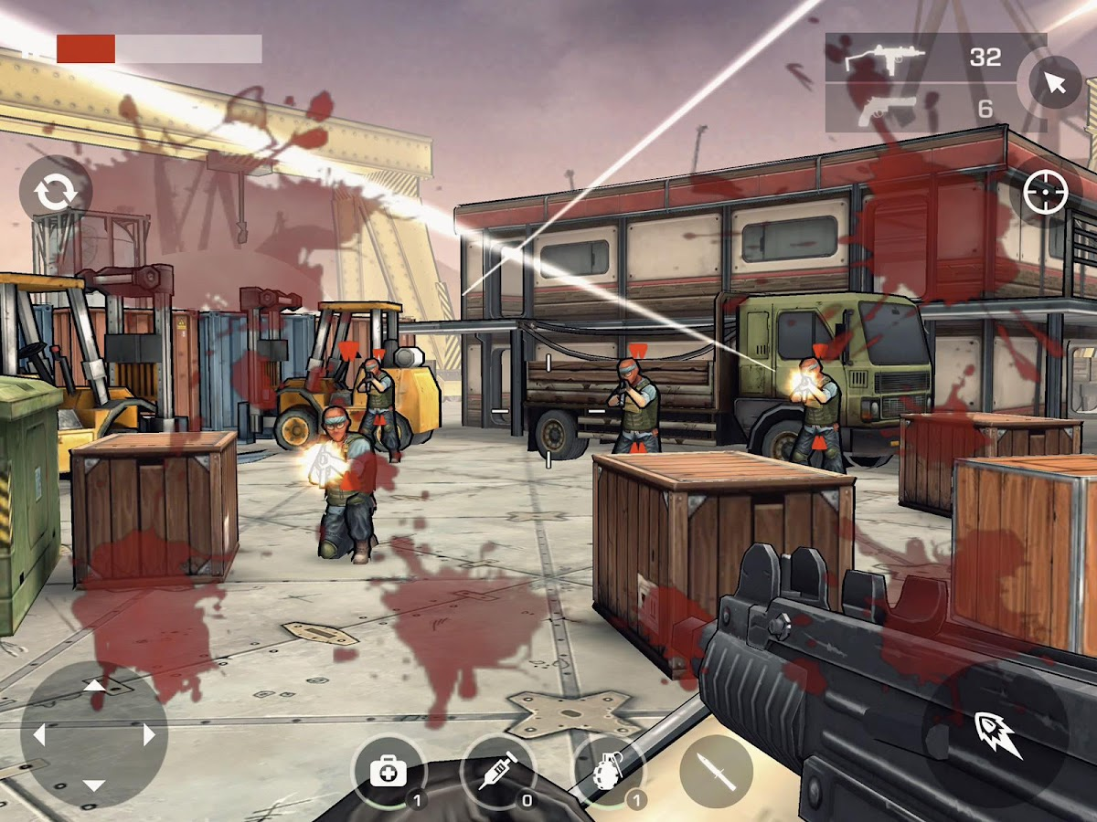 Major Gun : war on terror Screenshot 8