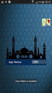 Auto Silent For Masjid - screenshot