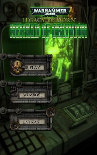 Herald of Oblivion - screenshot