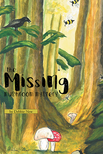 The Missing Mushroom Mystery cover