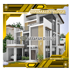 Minimalist House for PC-Windows 7,8,10 and Mac