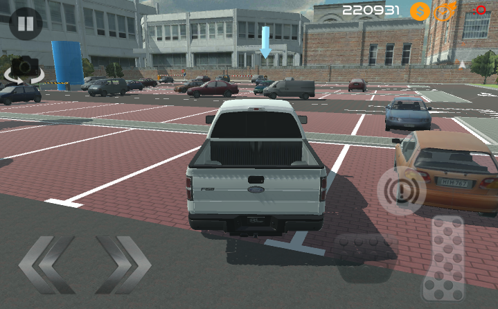 android Amazing Car - Parking Free Screenshot 2