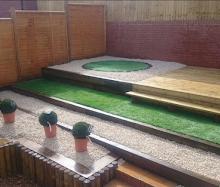 Landscaping in Derbyshire
