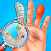 Game Finger Surgery ER Emergency : Doctor && ICU Game APK for Windows Phone