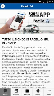 Pacello Srl - screenshot