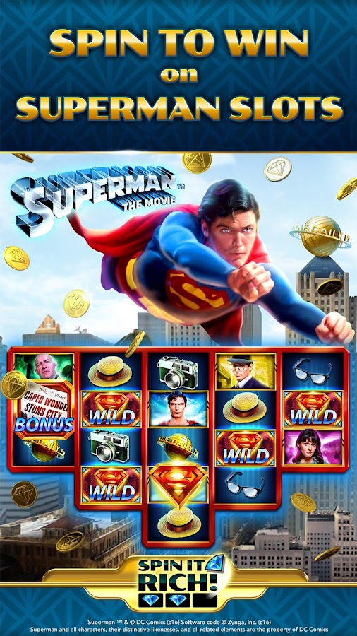 Spin It Rich! Free Slot Casino Screenshot 2