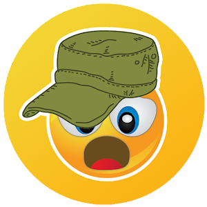 Army Emoji for WhatsApp For PC
