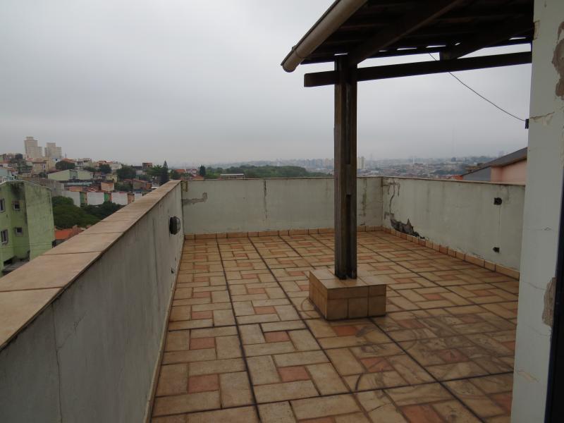 Sobrado à Venda - Vila Camilópolis