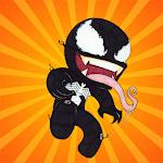 Venom Action Subway Icon